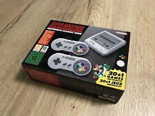 Console Super Nintendo Classic Mini (100% neuve)