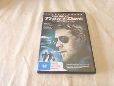 The Next Three Days (DVD, 2011) Region 4