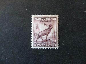 Canada Newfoundland #190 Mint Hinged (Q2W5) WDWPhilatelic