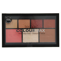 Technic Colour Max Face & Eyes Palette Eyeshadow Blush Highlighter Show Stopper