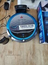 Bissell 1974 - Disco Teal/Titanium - Robotic Cleaner.used only a few times-