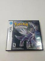 Pokemon Diamond (Nintendo DS) CIB Complete - GOOD Condition No ENG Manual