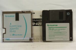 @ Ship in 24 Hours! @ Rare! @ Fujifilm Floppy Disk Adapter FD-A2 for Smart Media