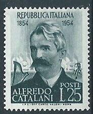 1954 ITALIA CATALANI MNH ** - W8-5