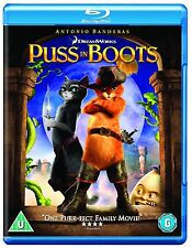 Puss In Boots [Blu-ray] 2012 Brand new and sealed