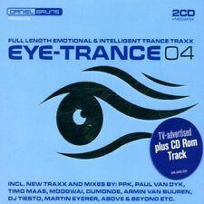 Various - Eye Trance 04 - Various CD ESVG The Cheap Fast Free Post The Cheap