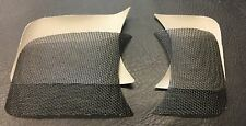 VW AirCooled Beetle Dash Grill Fabric Mesh Backing Plates 68-70   Prt# VRD111