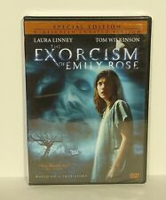 The Exorcism of Emily Rose (DVD, 2005, Special Edition, Unrated) NEW REGION 1