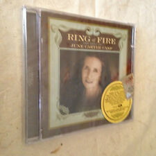 CD RING OF FIRE THE BEST OF JUNE CARTER CASH 80302-01216-2 2005 COUNTRY