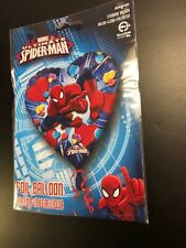 Ultimate Spider-Man Foil Heart Balloon Party Supply Decoration 17-Inch Marvel
