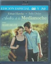 ANTES DE LA MEDIANOCHE/Before Midnight(2013)  BLU-RAY+DVD