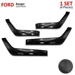 For Ford Ranger XLT Wildtrak 2015 19 Set Inner Armrest Cover Door Handle
