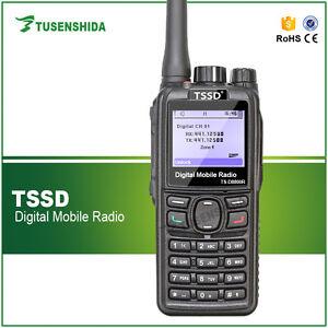 Tusenshidai (TSSD) TS-D8800R DMR Radio
