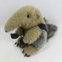 """Vintage Osa the Baby Anteater 11"""" Plush Stuffed Animal - Discovery 1999 (G)"""