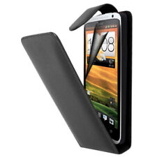 Piel Artificial Móvil Funda Protectora Con Tapa Para HTC One S / Special Edition