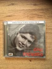 EARLY ROCK N ROLL SONGS VOL5 CLIFF RICHARD NEW CD