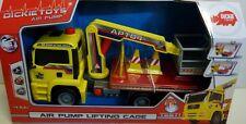 Dickie Toys Air Pump Lifting Cage LKW Kranwagen ca.30cm lang  Neu OVP