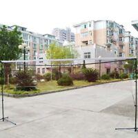 ProfessionaTraining Standard Braided Badminton Replacement Net 620*64cm D
