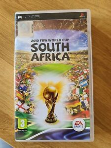 FIFA World Cup South Africa 2010 For Sony PSP PlayStation Portable Complete