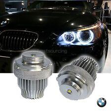 No Error BMW 5-Series E60 E61 LCI CREE LED 20W Angel Eyes Halo Ring Light Bulb