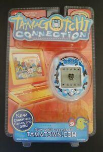 2006 Bandai Tamagotchi Connection Version 3 V3 Blue and Black