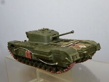 SUPERB DETAIL KIT MODEL BRITISH ARMY  CHURCHILL TANK