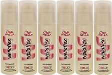 WellaFlex Heat Creation Straightening Cream (6 x 100ml) Wella Heat Defence