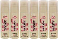 WellaFlex Heat Creation Straightening Cream (6 x 100ml) Wella Heat Defence
