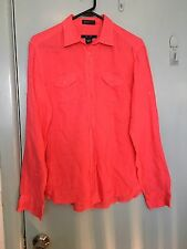 Gant pink shirt in size UK 12