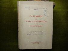 O HOMEM das TRINTA E DUAS PERFEICOES e OUTRAS HISTORIAS 1958 Portugal INDE