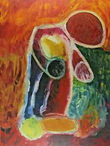 Signed H.Maurer - Abstract Composition Figure