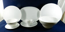 "14-PCS (OR LESS) OF ROSENTHAL ""ROMANCE"" PAT. #31250 WHITE GERMAN CHINA"