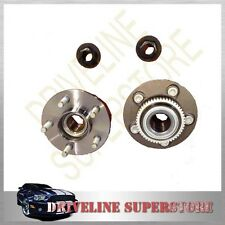FORD FALCON AU BA BF 1998-2007 TWO FRONT WHEEL BEARING HUB with Two  Lock Nuts