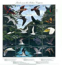 OISEAUX INDIGENES - NATIVE  BIRDS PALAU 1996
