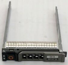"""New Dell NRX7Y Hot Swap 2.5"""" SAS / SATAU Small Form Sled M520 M620 M820"""