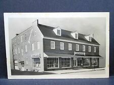 Postcard PA Quarrysville Newsqanger Furniture Store RPPC Real Photo