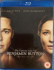 The Curious Case Of Benjamin Button Blu-ray, New sealed.
