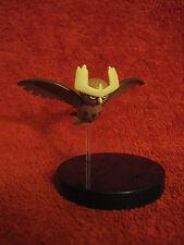 1 Pokemon Figur/Zukan:Noctuh/loose figure/Plattform ersetzt/Noctowl/ 4,5 cm,/F39