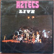 Aztecs Live LP 1971 Billy Thorpe Australian NZ hard rock Havoc gatefold EX