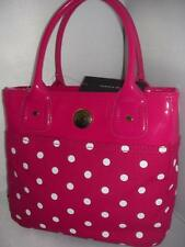 NEW TOMMY WOMENS HAND BAG SM  OS/TU PINK COLOR