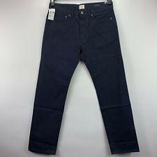Dockers Mens D2 Five Pocket Straight Fit Pants Blue 32x32