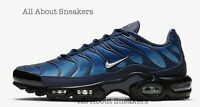 "Nike Air Max Plus ""Midnight Navy/Black/ "" Men's Trainers Limited Stock All Sizes"