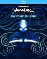 Avatar The Last Airbender The Complete Book 1 + 2 + 3 Collection Blu ray Set  RB
