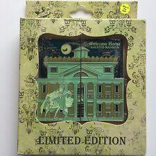 DLR - Haunted Mansion O'Pin House - Diorama Jumbo Pin LE 250 Disney Pin 70668
