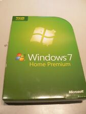 Microsoft Windows 7 Home Premium Upgrade Edition Superb w/Genuine Product Key!