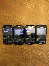 BlackBerry Curve 8520 Lot (4 Units) Black (T-Mobile) Smartphone