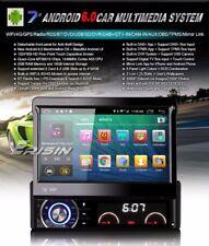 "AUTORADIO Android 6.0 7"" GPS UNIVERSALE 1 DIN HD 3G WIFI USB SD NAVIGATORE GPS"