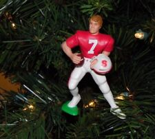 john ELWAY stanford CARDINALS ncaa FOOTBALL holiday XMAS tree ORNAMENT jersey #7