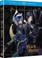 Black Butler: Book of Circus - Season Three [New Blu-ray] With DVD