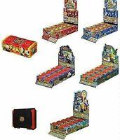 Snack world Five types Tre Jara Box & Compact Case & Snack trunk Set NEW